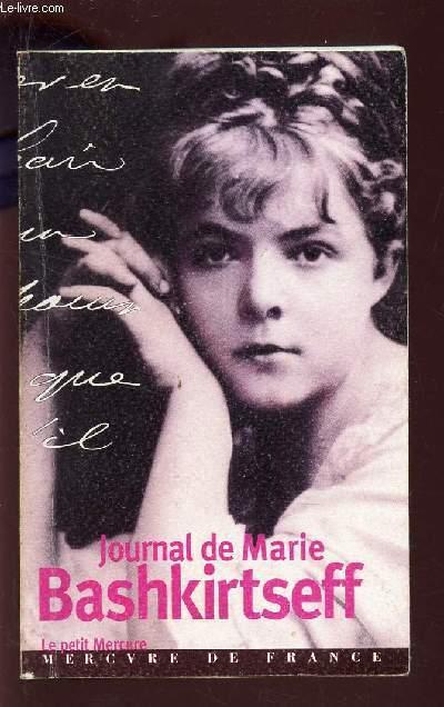 JOURNAL DE MARIE BASHKIRTSEFF (EXTRAITS).
