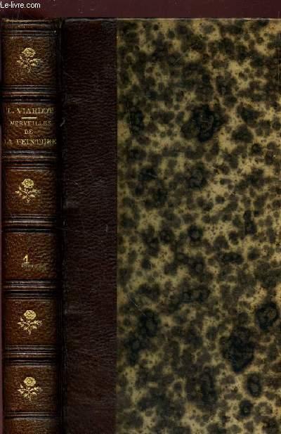 LES MERVEILLES DE LA PEINTURE / BIBLIOTHEQUE DES MERVEILLES / 2e EDITION.