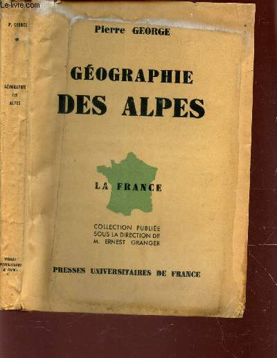 GEOGRAPHIE DES ALPES / COLLECTION
