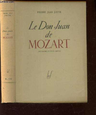 LE DON JUAN DE MOZART / 2e EDITION.