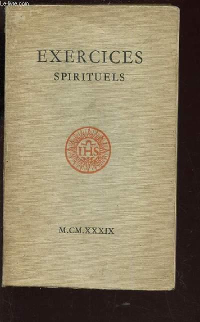 EXERCICES SPIRITUELS