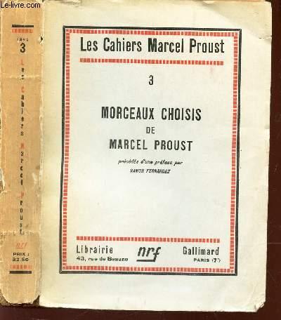 MORCEAUX CHOISIS - N°3 DE LA COLLECTION