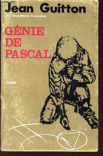 GENIE DE PASCAL.