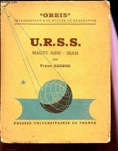 U.R.S.S. - HAUTE ASIE - IRAN /