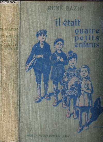 IL ETAIT QUATRE PETIT ENFANTS