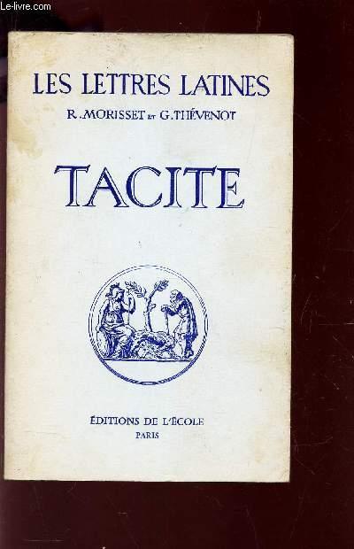 TACITE - (CHAPITRE XXXII  DES