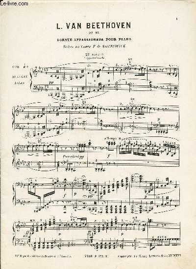 SONATES POUR PIANO -