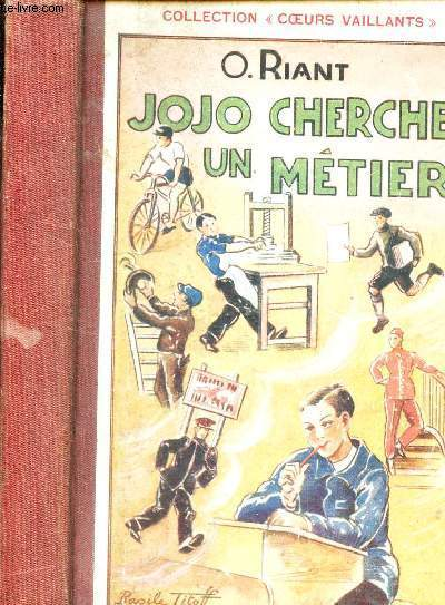 JOJO CHERCHER UN METIER. / COLLECTION