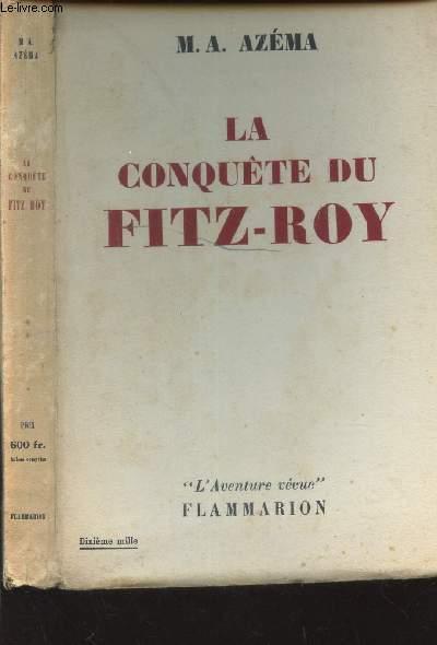 LA CONQUETE DU FITZ-ROY / COLLECTION