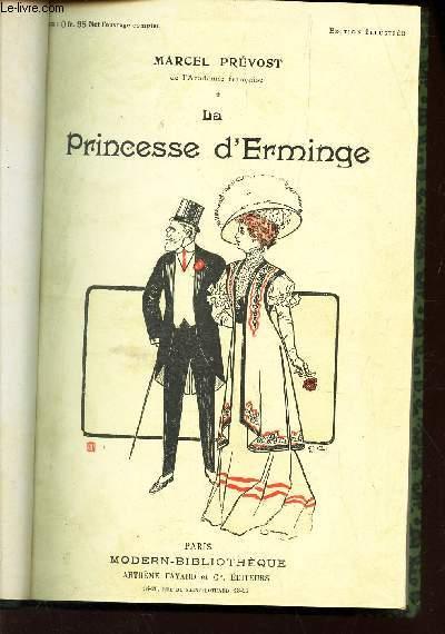 LA PRINCESSE D'ERMINGE / L'HEUREUX MENAGE / COUSIN LAURA / L'AUTOMNE D'UNE FEMME.