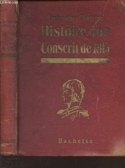 HISTOIRE D'UN CONSCRIT DE 1813.