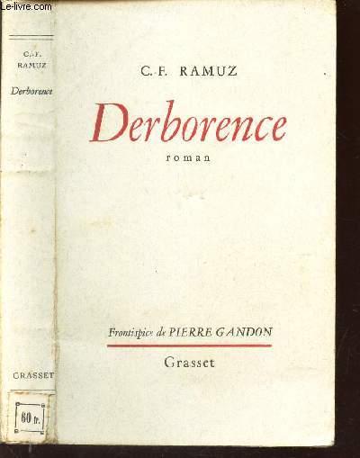 DERBORENCE - recit .