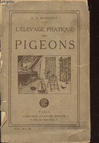 L'ELEVAGE PRATIQUE DES PIGEONS.