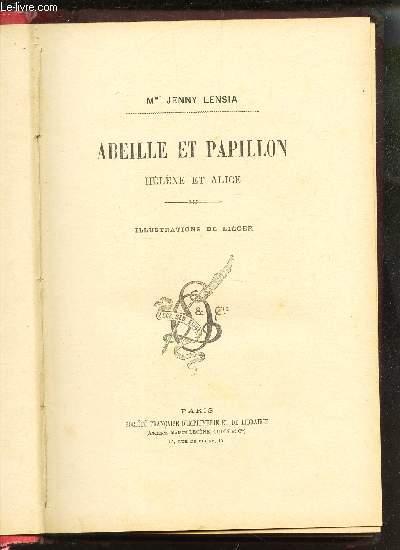 ABEILLE ET PAPILLON - HELENE ET ALICE.