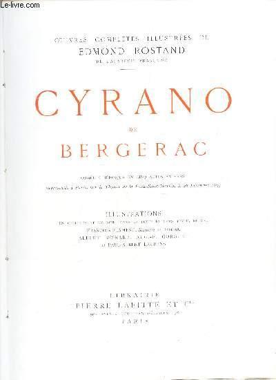 CYRANO DE BERGERAC + LES ROMANESQUES. / COLLECTION