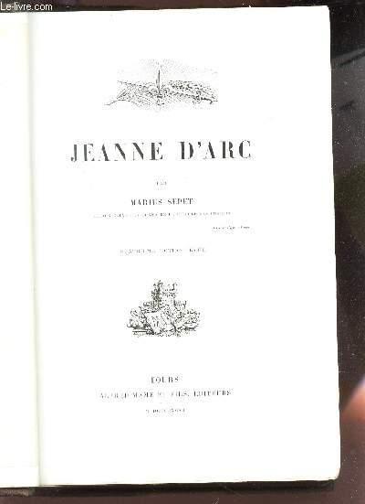JEANNE D'ARC / 4e EDITION.