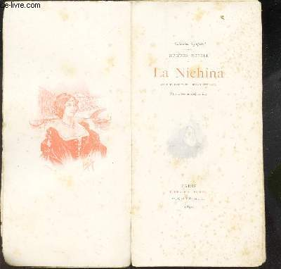 LA NICHINA / MEMOIRES INEDITS DE LORENZO VENDRAMIN. / COLLECTION NYMPHEE.