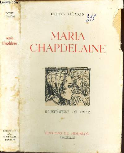 MARIA CHAPDELAINE.
