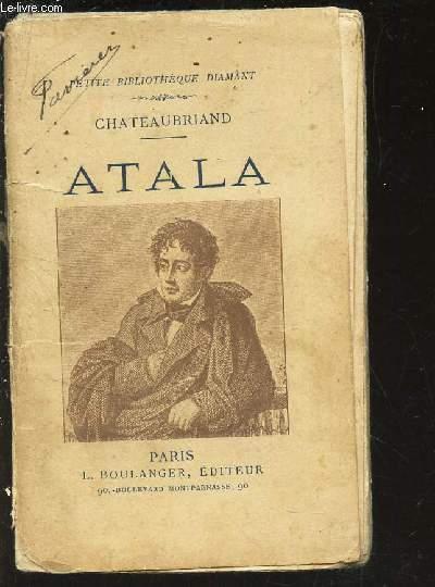 ATALA - / PETITE BIBLIOTHEQUE DIAMANT.