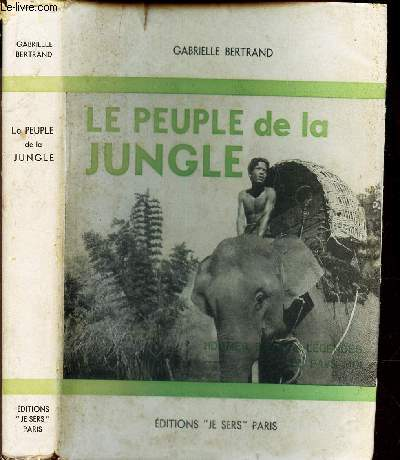 LE PEUPLE DE LA JUNGLE.
