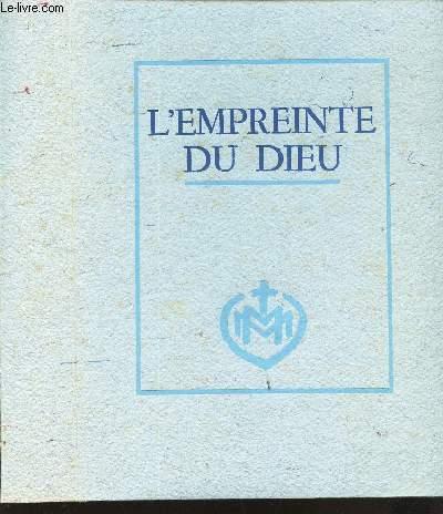 L'EMPREINTE DE DIEU  / ILLUSTRATIONS DE SIMONS