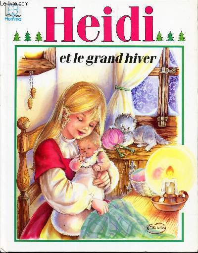 HEIDI ET LE GRAND HIVER / COLLECTION : HEMMA