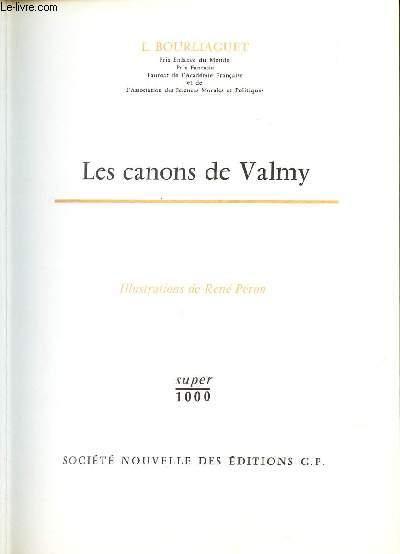 LES CANONS DE VALMY - SUPER 1000