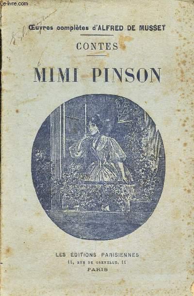 MIMI PINSON / CONTES
