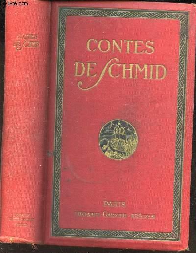 CONTES SCHMID - TOME PREMIER