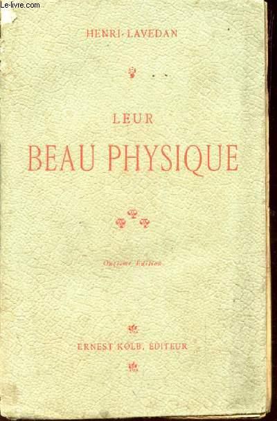 LEUR BEAU PHYSIQUE