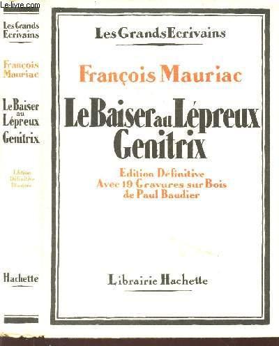 LE BAISER AU LEPREUX +  GENITRIX - / COLLECTION