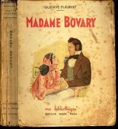 MADAME BOVARY / N°14 de la COLLECTION