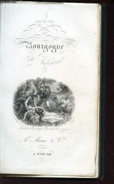LES DUCS DE BOURGOGNE - HISTOIRE DES XIVe ET XVe SIECLES /