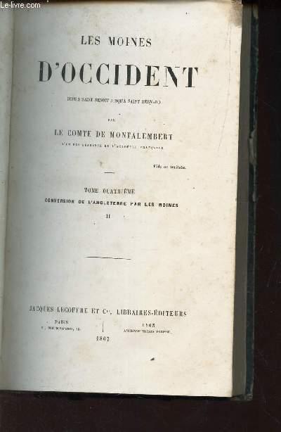 TOME 4eme : CONVERSATION DE L'ANGLETERRE PAR LES MOINES - II / COLLECTION