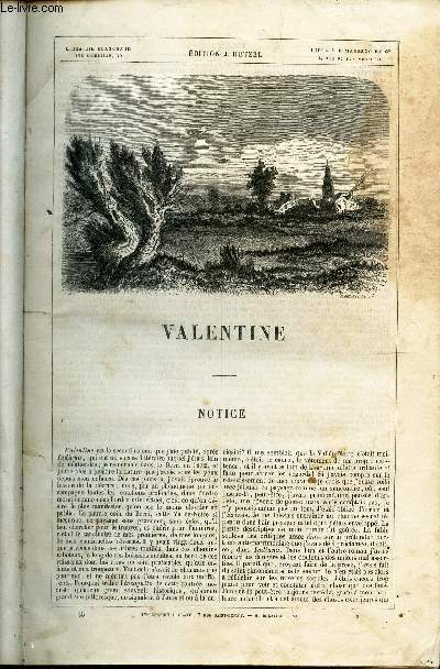 OEUVRES DE G. SAND - TOME 1 / VALENTINE / LA MARQUISE / ISIDORA / MAUPRAT / LE MEUNIER D'ANGIBAULT / JEANNE /INDIANA / MELCHIOR / HORACE .