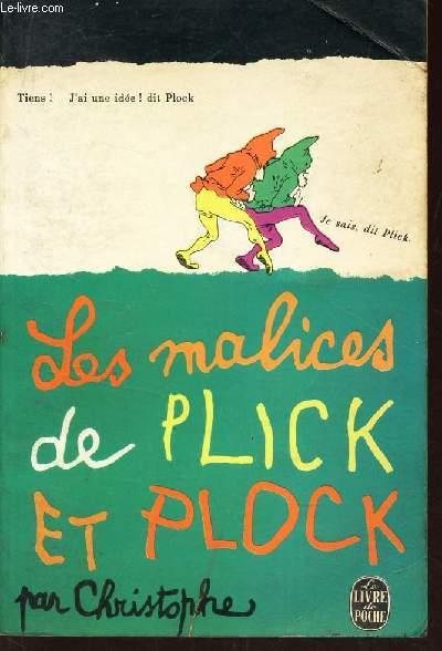 LES MALICES DE PLICK ET PLOCK
