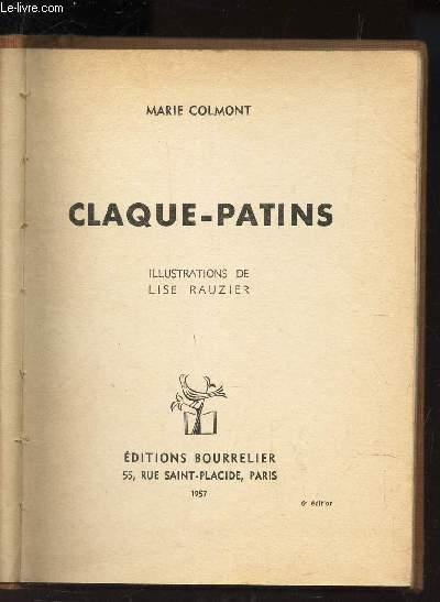 CLAQUE-PATINS / 6e EDITION
