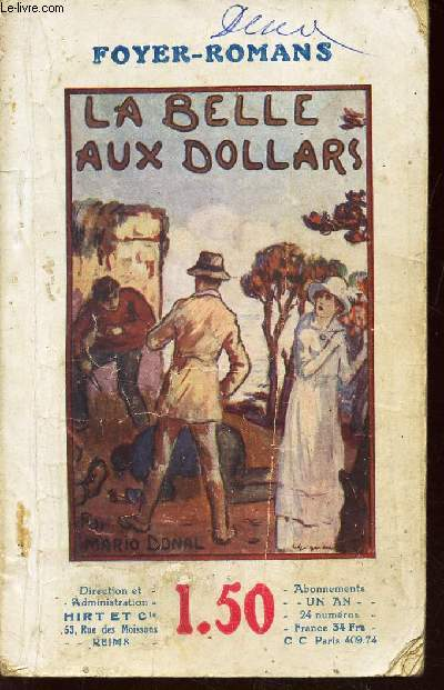 LA BELLE AUX DOLLARS