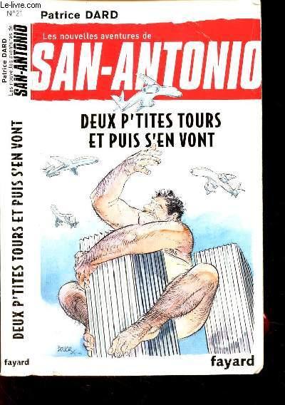 DEUX P'TITES TOURS ET PUIS S'EN VONT / N°21 DE LA COLLECTION
