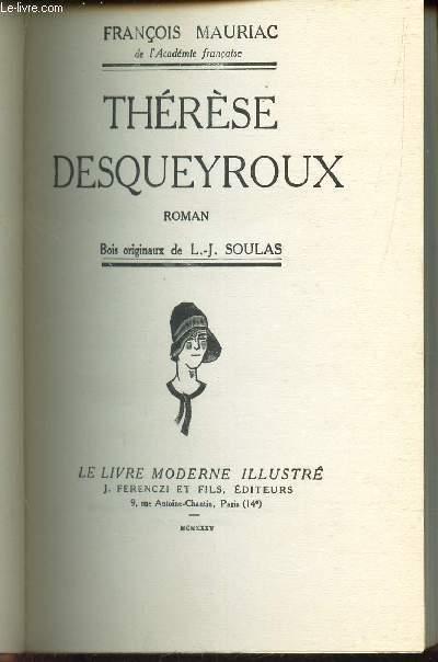 THERESE DESQUEYROUX /