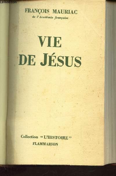 VIE DE JESUS /