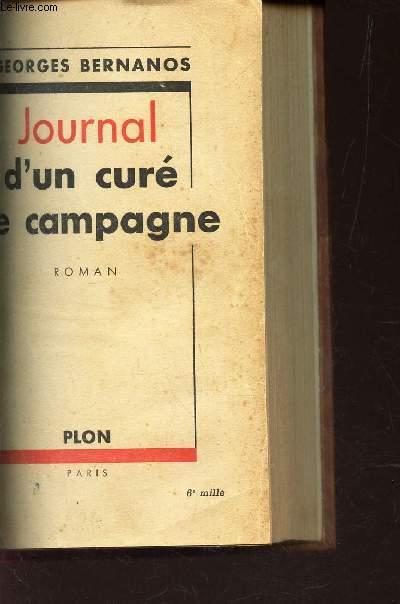 JOURNAL D'UN CURE DE CAMPAGNE