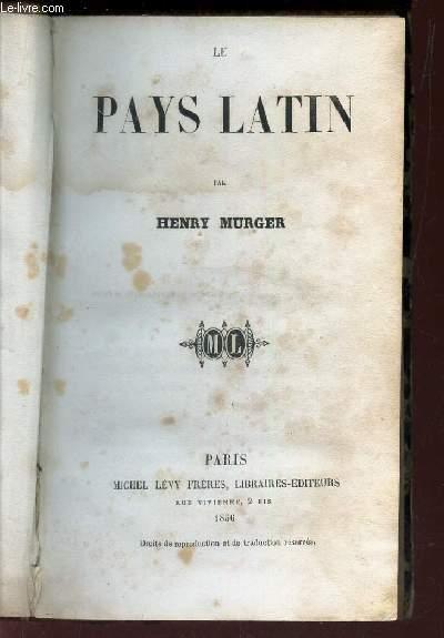 LE PAYSAN LATIN
