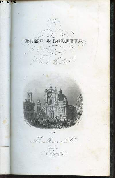 ROME ET LORETTE / 10e EDITION.