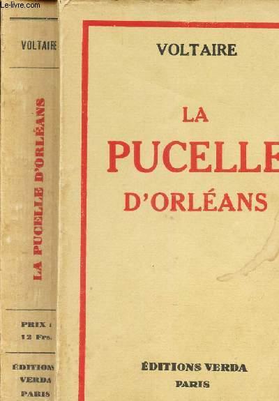 LA PUCELLE D'ORLEANS