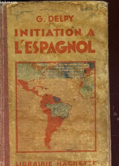 INITIATION A L'ESPAGNOL