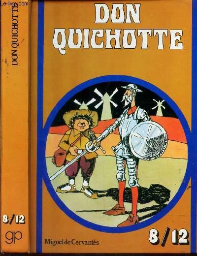 DON QUICHOTTE /  (8/12)