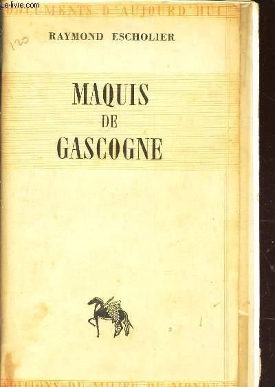 MAQUIS DE GASCOGNE / Collection