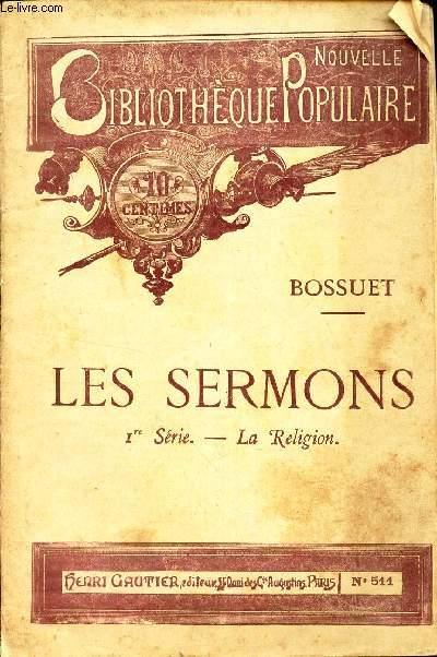 LES SERMONS - 1ere serie - LA RELIGION / COLLECTION