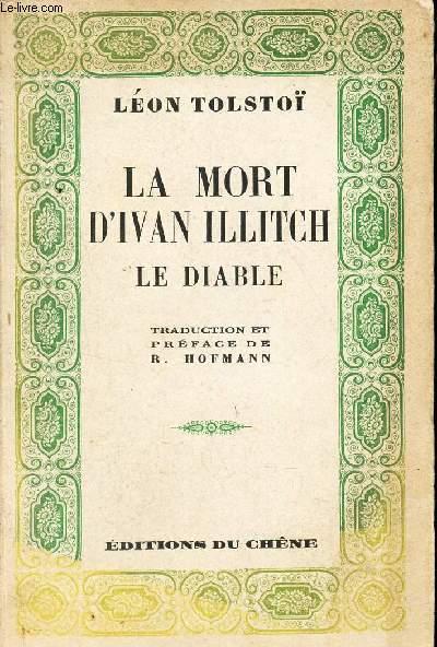 LA MORT D'IVAN ILLITCH - LE DIABLE